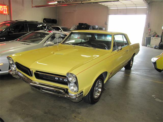 1965 Pontiac GTO | 885007