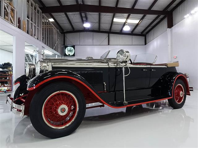1927 Packard Sports Phaeton | 885008
