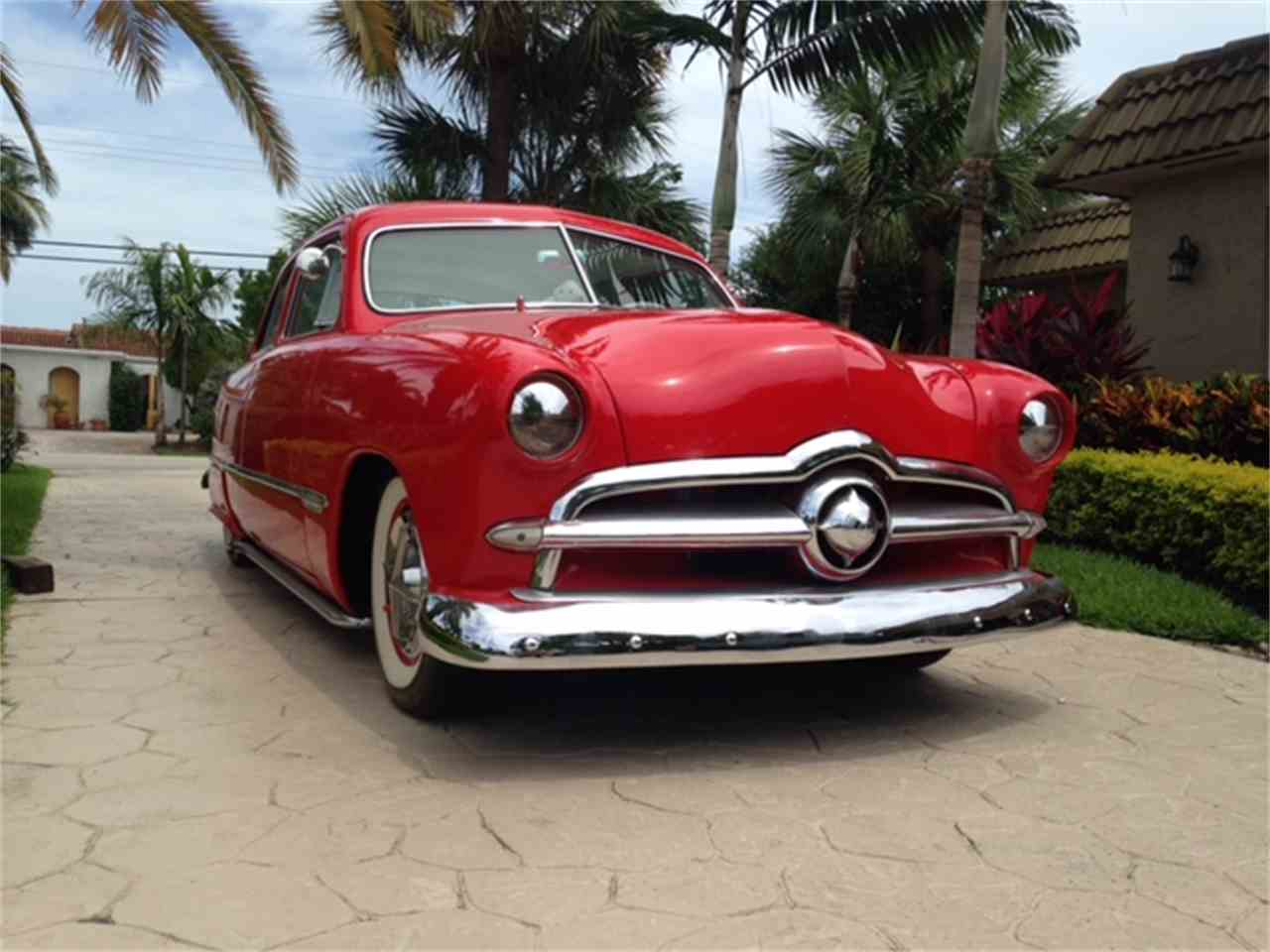 1949 Ford Custom For Sale Classiccars Com Cc 885013