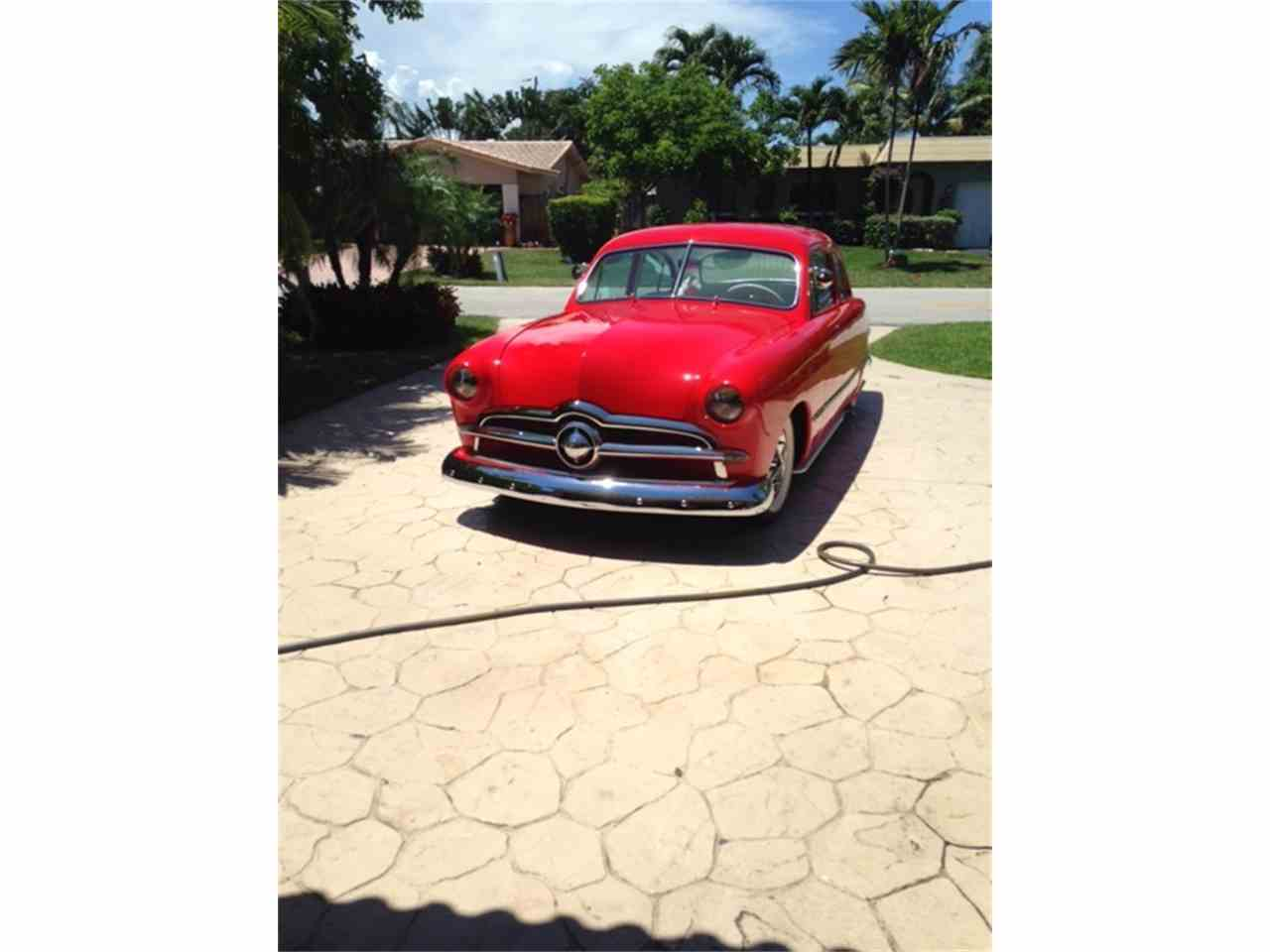 Large Picture of '49 Ford Custom - $26,500.00 Offered by a Private Seller - IYVP