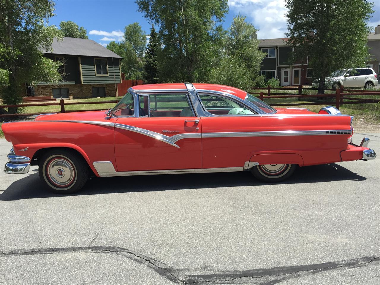 1956 ford crown victoria for sale cc 885016. Black Bedroom Furniture Sets. Home Design Ideas