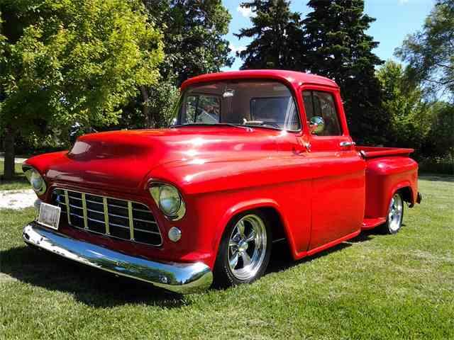 1955 Chevrolet Pickup | 885017