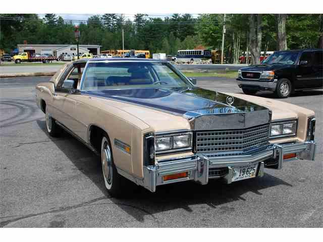 1978 Cadillac Eldorado Biarritz | 885020
