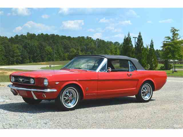 1965 Ford Mustang | 885024