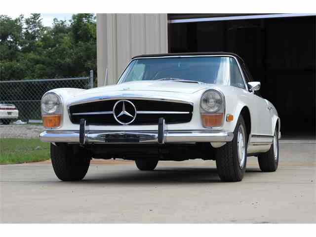 1970 Mercedes-Benz 280SL | 885025