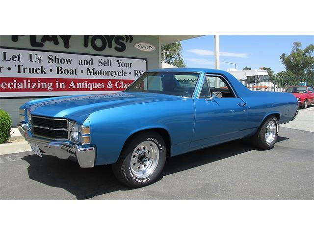1971 Chevrolet El Camino | 885026