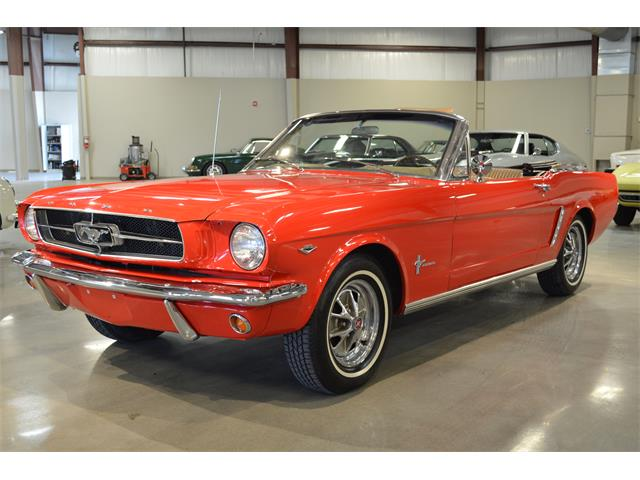 1965 Ford Mustang | 885028