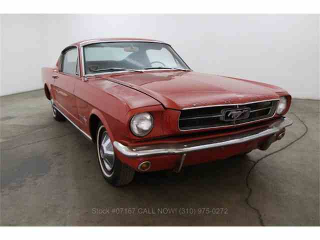 1965 Ford Mustang | 880505