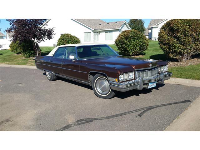 1973 Cadillac DeVille | 885144