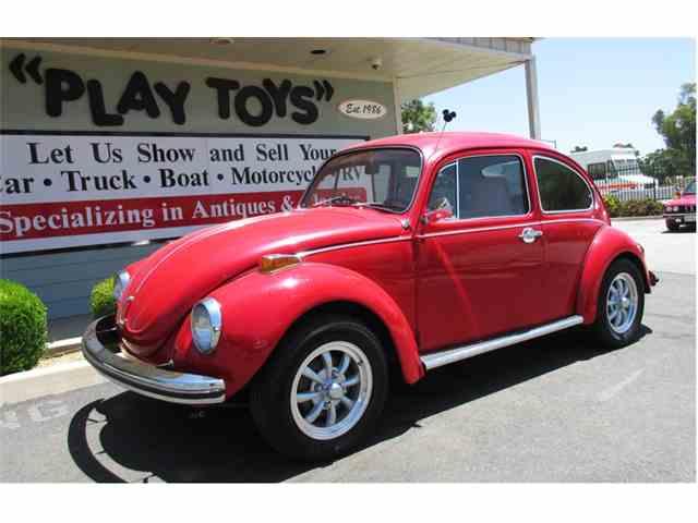 1972 Volkswagen Super Beetle | 885152