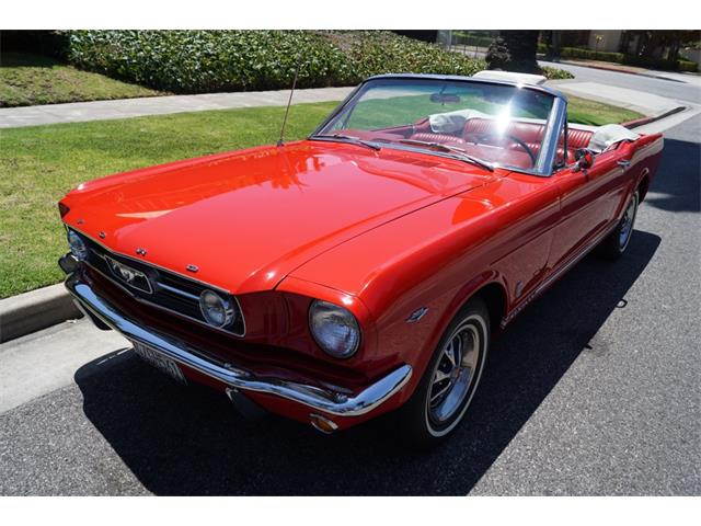 1966 Ford Mustang | 885168