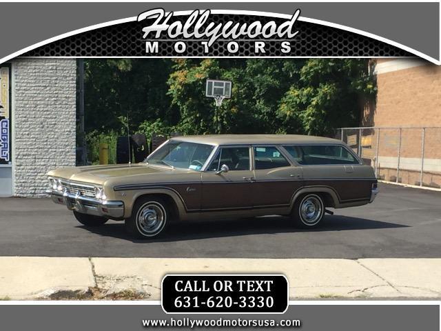 1966 Chevrolet Caprice Classic Wagon | 880518