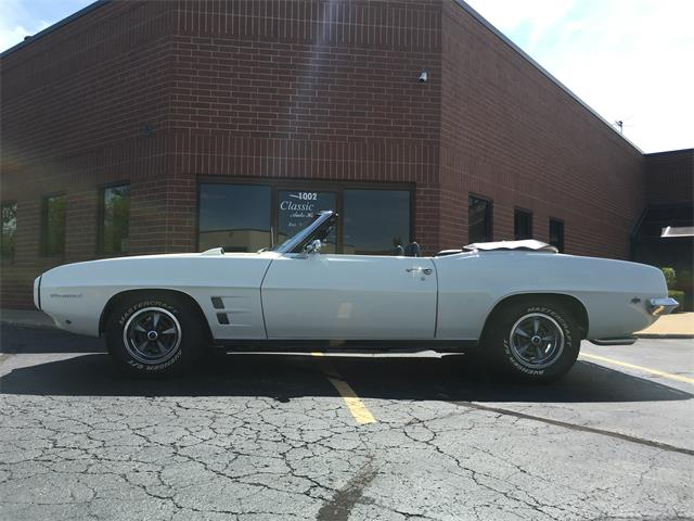 1969 Pontiac Firebird | 885181