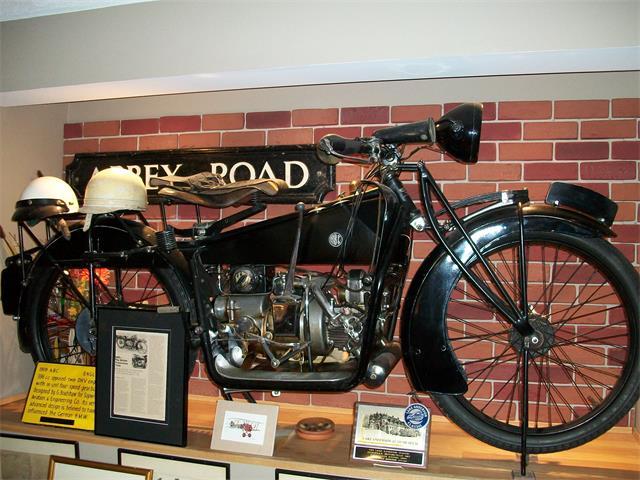 1919 ABC Sopwith Motorcycle | 885192
