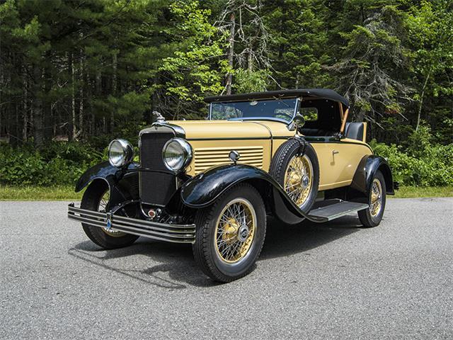 1929 Peerless Six-61 Roadster | 885198
