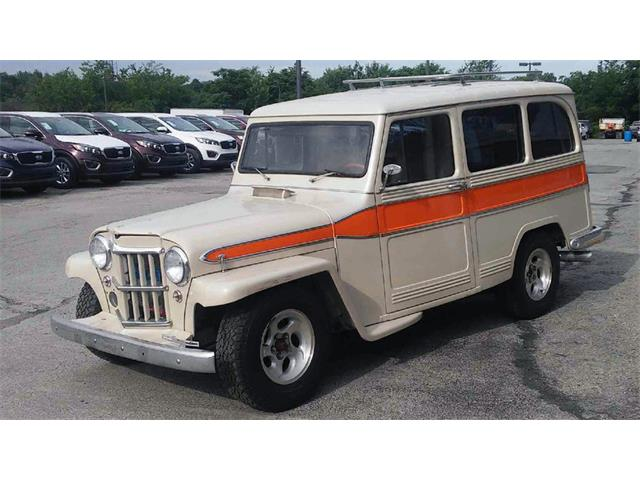 1961 Willys Jeep | 880052