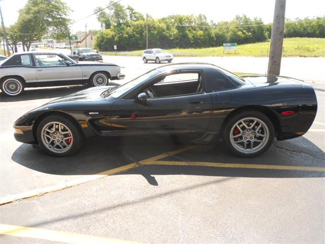 2003 Chevrolet Corvette Z06 | 885205