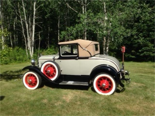 1930 Ford Model A Sport Coupe | 885209