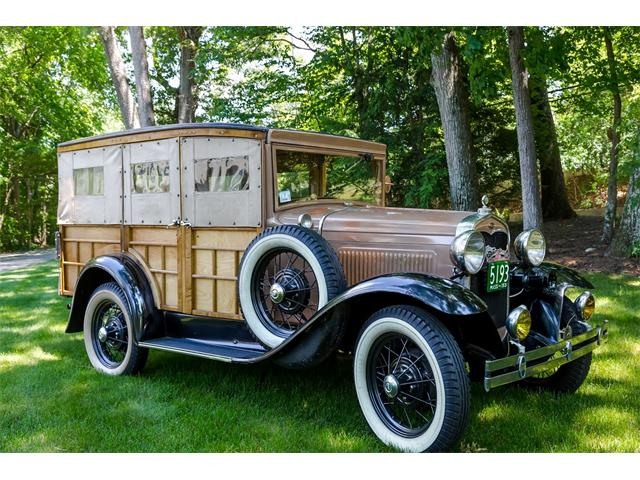1931 Ford Model A Station Wagon | 885218