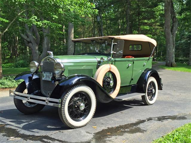 1931 Ford Model A   885219