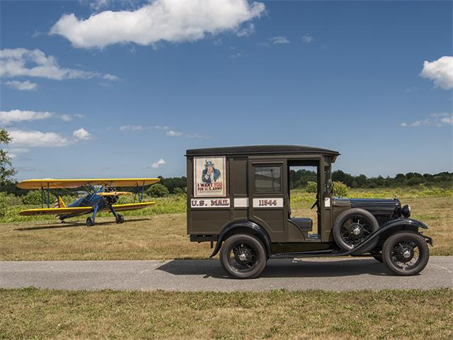 1931 Ford Model A Mail Truck | 885223