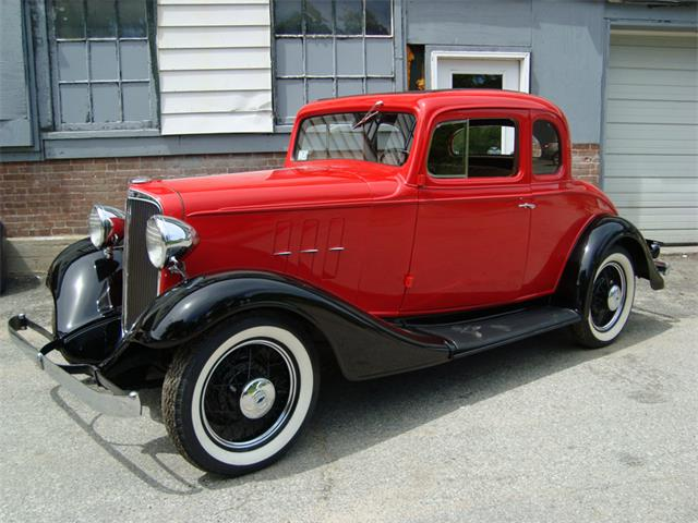 1933 Chevrolet Master 5-Window Coupe | 885234