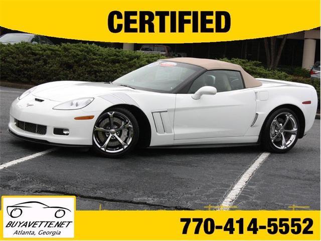 2012 Chevrolet Corvette | 880525