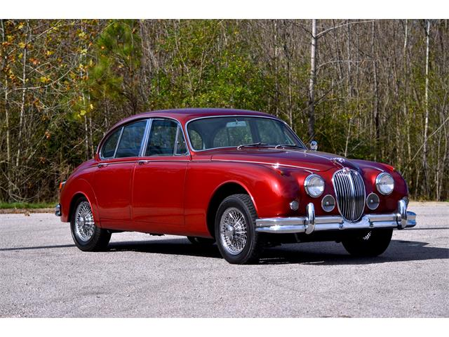 1964 Jaguar Mark II | 885251