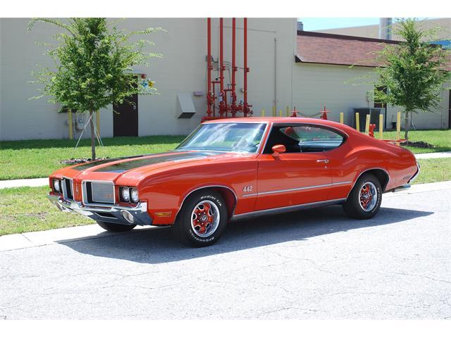 1972 Oldsmobile 442 | 885252