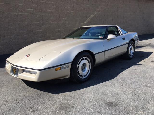 1987 Chevrolet Corvette | 885254