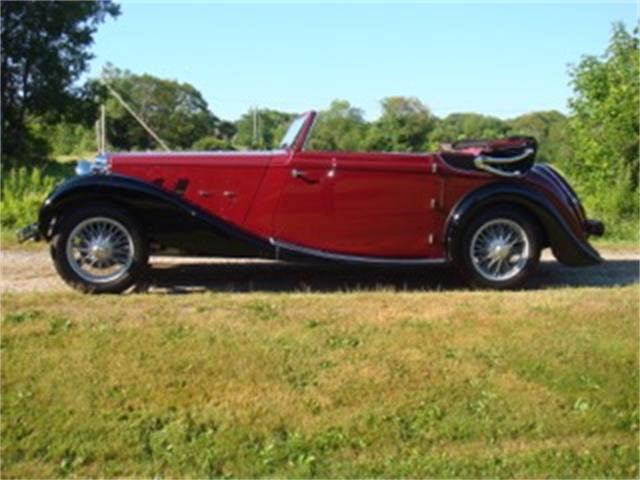 1937 MG SA   885256