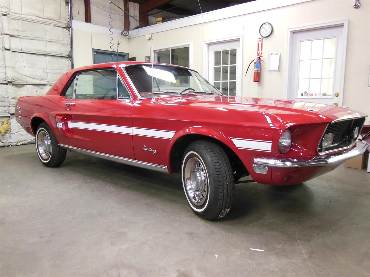 1968 ford mustang gt cs california special for sale cc 885257. Black Bedroom Furniture Sets. Home Design Ideas