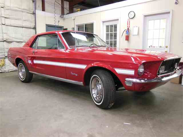 1968 Ford Mustang GT/CS (California Special) | 885257