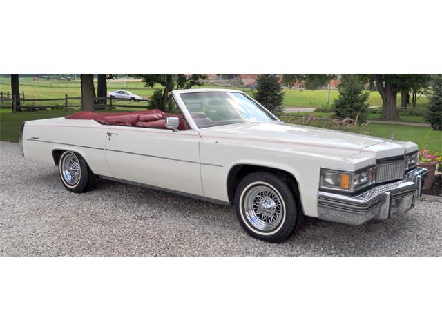 1979 Cadillac Le Cabriolet   885261