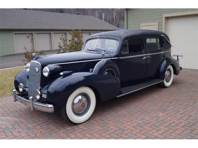 1937 Cadillac 7509 F | 885264
