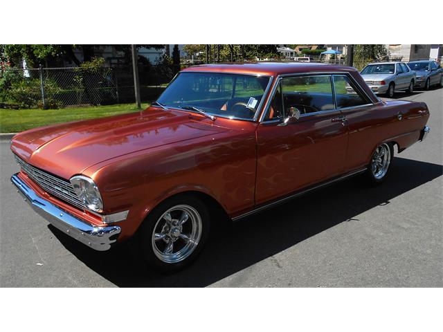 1963 Chevrolet Nova SS | 885269