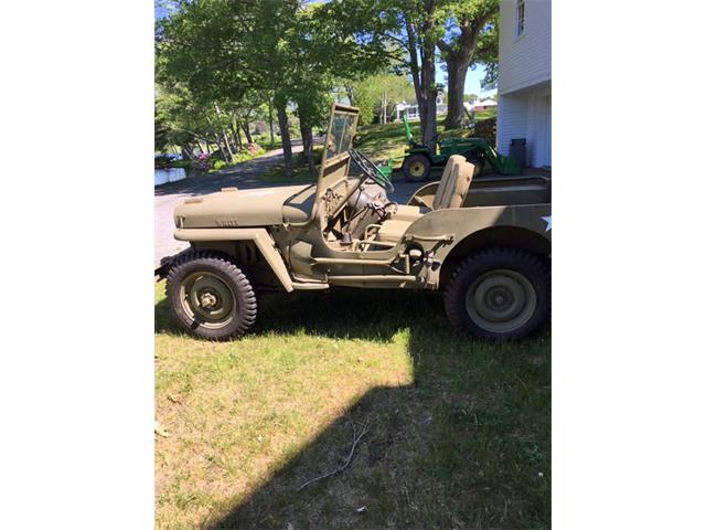 1948 Willys Jeep | 885270