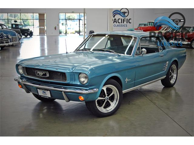 1966 Ford Mustang | 885271
