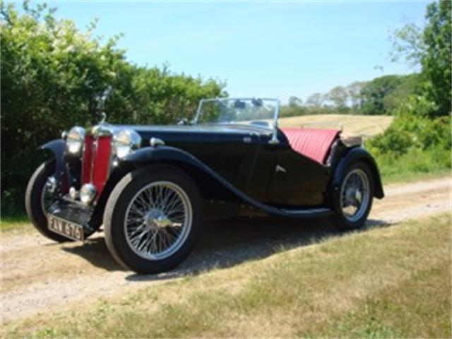 1949 MG TC | 885272