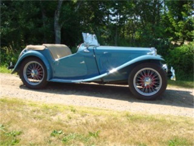 1949 MG TC | 885273