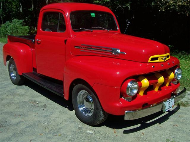 1952 Ford F1 | 885277
