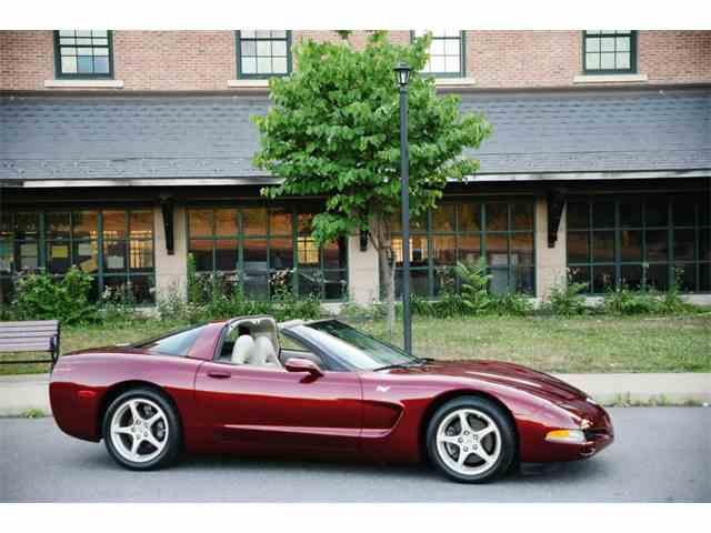 2003 Chevrolet Corvette | 885279