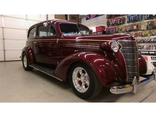 1938 Chevrolet 2-Dr Sedan | 885283