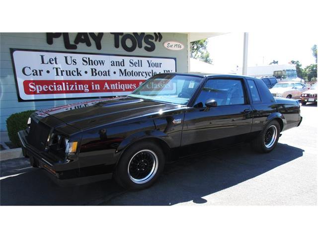 1987 Buick Grand National | 885285