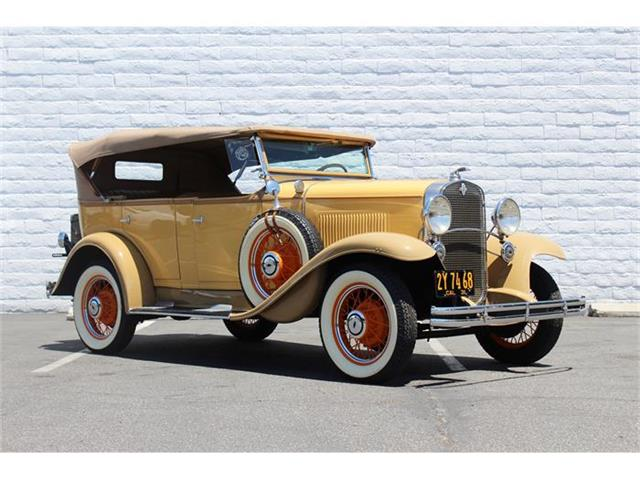 1931 Chevrolet AE Independence | 885288