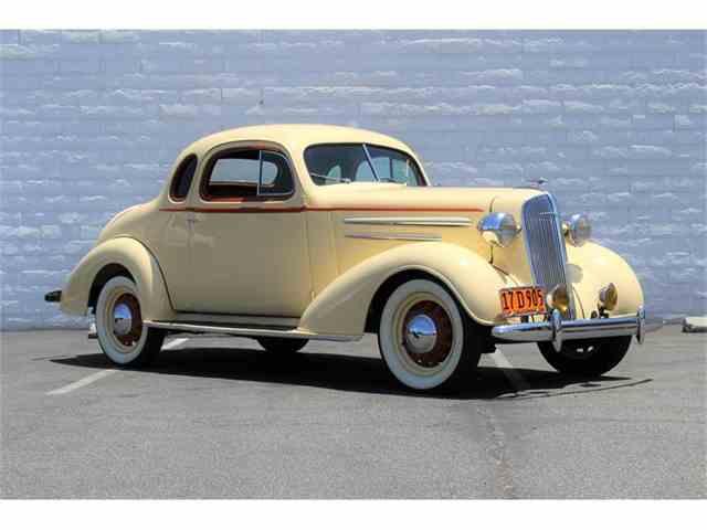 1936 Chevrolet Deluxe | 885289