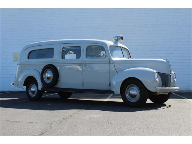 1940 Ford Panel Delivery | 885295