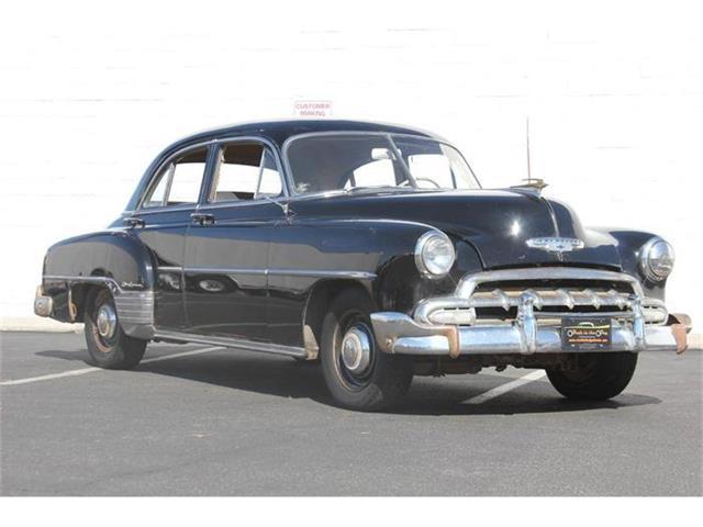 1952 Chevrolet Deluxe | 885309