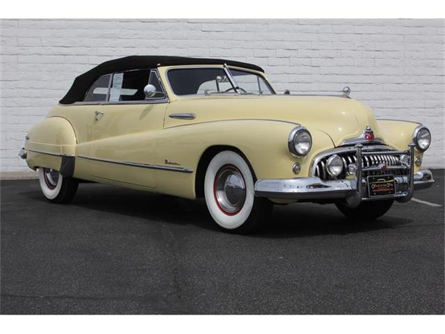 1948 Buick Roadmaster | 885310