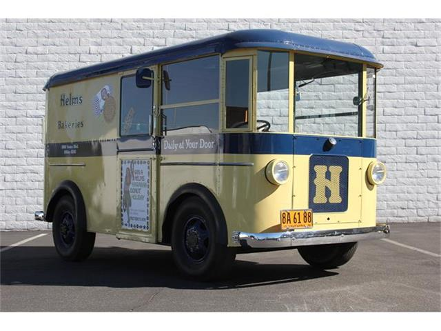 1936 Divco Delivery Truck | 885312